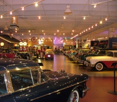 Lighting Control System and Automation System Installation For Auto Museum in Boca Raton