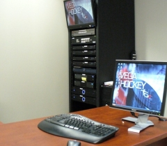Panthers Editing System Design and Complete Automation System Design in Boca Raton