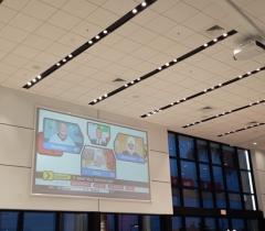 Rick Case Kia HDTV Flat Screen Design Installation in Boca Raton and Palm Beach