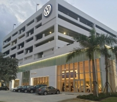 Rick Case VW Commercial Design and Installations in Boca Raton and Palm Beach