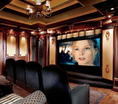 Media Room for You and Your Family in Boca Raton and Palm Beach