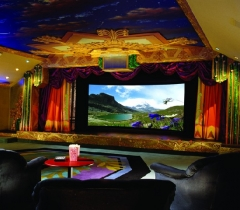 Home Theater Systems Design and Installation in Boca Raton