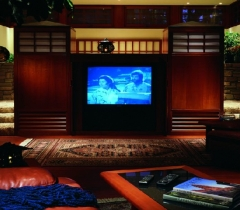 Home Theater System In The Comfort of Your Home