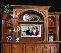 Built-In Home Entertainment System In Your Home