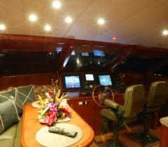 Yachts With Complete Entertaining Surround Sound Experience in Boca Raton