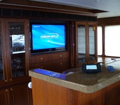 HDTV Surround Sound System For Your Yacht in Boca Raton and Palm Beach