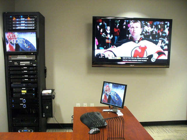 Florida Panthers Video Suite
