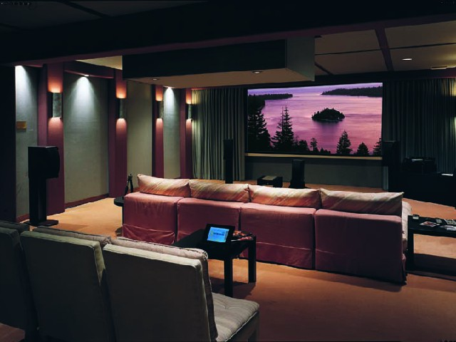 Home theatre and sound for the most discerning ear