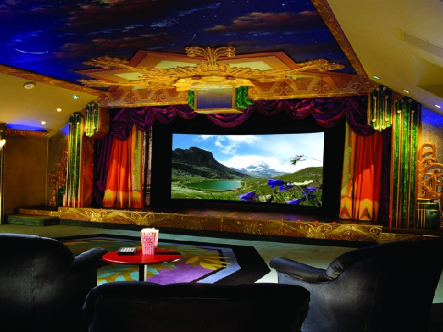 Home theatre design and installation Boca Raton FL