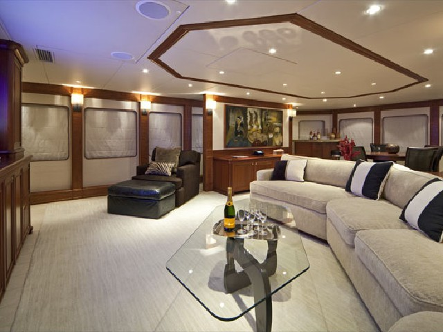 Media rooms for south Florida yachts in Boca Raton and Palm Beach County
