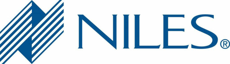 Niles Blue Logo