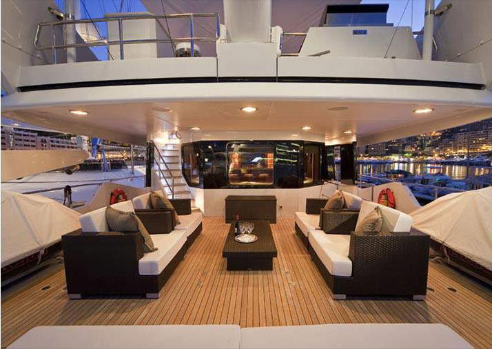 Yachts Audio Entertainment
