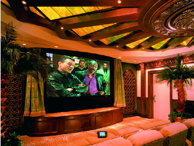 movies in yout own home
