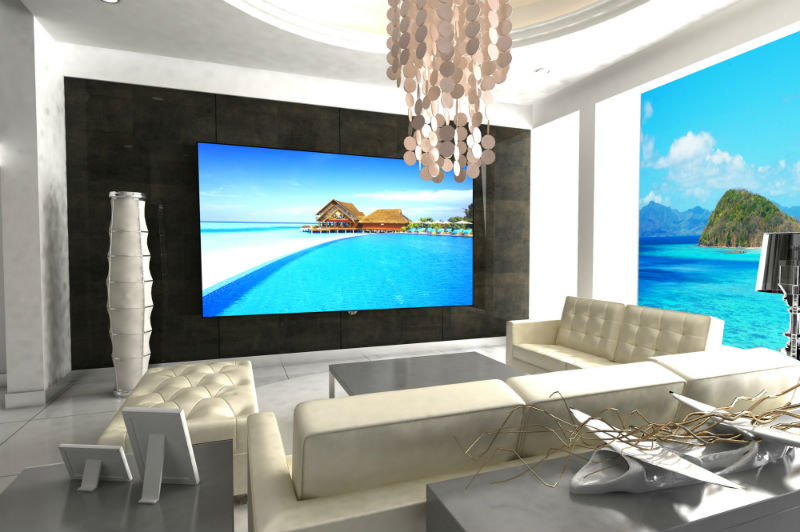 home theater screen innovations
